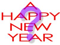 年賀状でA HAPPY NEW YEARは間違い